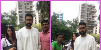 Abhishek Bachchan and Aishwarya Rai Bachchan spend quality time over lunch