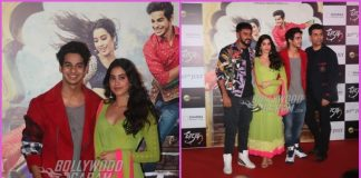 Janhvi Kapoor, Ishaan Khatter and others launch official trailer of Dhadak
