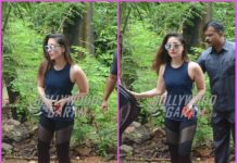 Kareena Kapoor hits dance rehearsal session