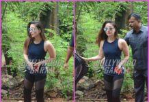 Kareena Kapoor hits dance rehearsal session