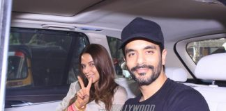 Neha Dhupia and Angad Bedi to host grand wedding reception in July