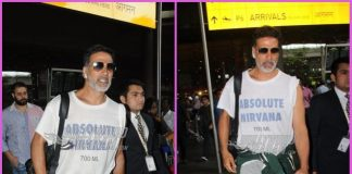 Akshay Kumar returns from holiday in London