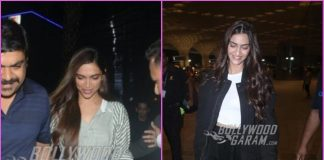 Sonam Kapoor and Deepika Padukone make heads turn at airport