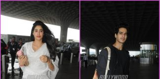 Janhvi Kapoor and Ishaan Khatter take Dhadak promotions to Chandigarh