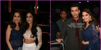 Janhvi Kapoor and Ishaan Khatter promote Dhadak on sets of Dance Deewane
