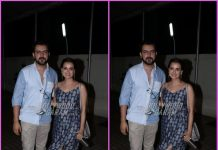 Dia Mirza and Sahil Sangha grace special screening of Soorma