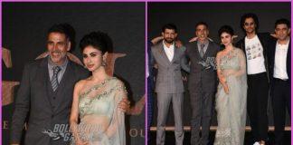 Akshay Kumar and Mouni Roy launch Naino Ne Bandhi song from Gold