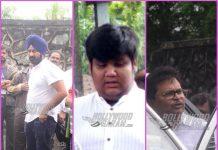 Cast and crew of Taarak Mehta Ka Ooltah Chashmah bid adieu to Dr. Hansraaj Hathi at funeral