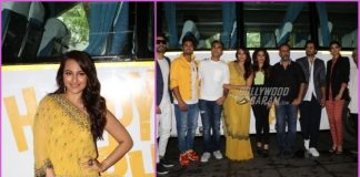 Sonakshi Sinha and Diana Penty launch official trailer of Happy Phir Bhag Jayegi