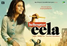 Helicopter Eela new poster unveiled!