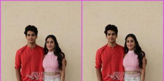 Ishaan Khatter and Janhvi Kapoor promote Dhadak on sets of India's Best Dramebaaz