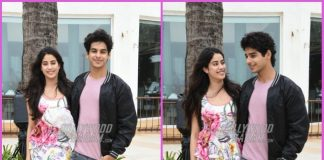Ishaan Khatter and Janhvi Kapoor look great at Dhadak promotions