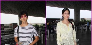 Janhvi Kapoor and Ishaan Khatter off to Ahmedabad for Dhadak promotions