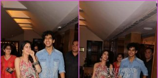 Janhvi Kapoor and Ishaan Khatter back to promote Dhadak in Mumbai