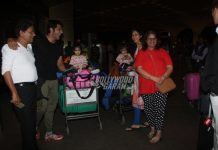 Karanvir Bohra and Teejay Sidhu on travel schedule with twins