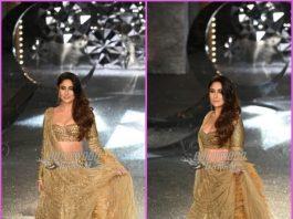 Kareena Kapoor looks dreamy in Falguni and Shane Peacock at India Couture Week 2018