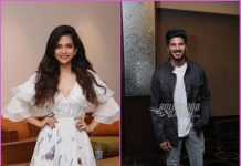 Mithila Palkar and Dulquer Salmaan promote Karwaan in style