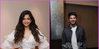 Mithila Palkar and Dulquer Salmaan promote Karwaan in style