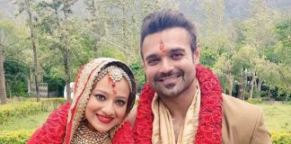 Mahaakshay Chakraborty happily married to Madalsa Sharma