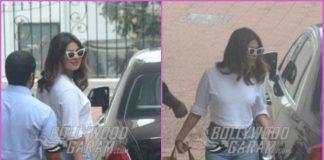 Priyanka Chopra visits Farhan Akhtar to discuss upcoming project