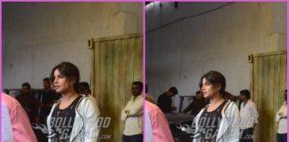 Priyanka Chopra looks pretty as she gets back to work