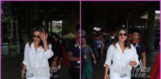 Priyanka Chopra returns sans Nick Jonas to India
