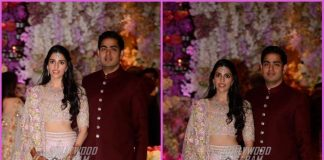 Akash Ambani and Shloka Mehta exchange rings in grand engagement ceremony