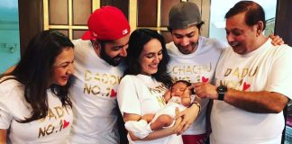 Varun Dhawan shares adorable family picture with niece