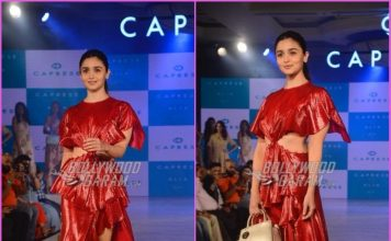 Alia Bhatt makes a style statement at a launch event