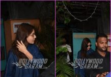 Anushka Sharma makes a stylish exit from gym