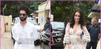 Shahid Kapoor and Shraddha Kapoor launch official trailer of Batti Gul meter Chalu