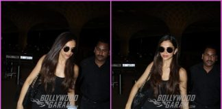 Deepika Padukone makes a stylish appearance at airport