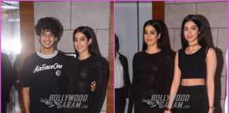 Ishaan Khatter and Janhvi Kapoor looked great at Dhadak success bash