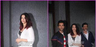 Rajkummar Rao, Aishwarya Rai Bachchan and Anil Kapoor promote Fanney Khan together