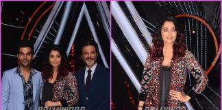 Aishwarya Rai Bachchan, Rajkummar Rao and Anil Kapoor promote Fanney Khan on sets of Indian Idol 10