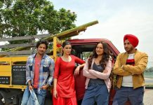 Happy Phirr Bhag Jayegi movie review