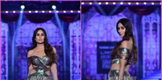 Lakme Fashion Week Winter/Festive 2018 – Kareena Kapoor dazzles in Monisha Jaisingh at grand finale