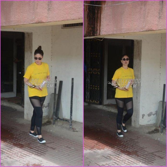 Kareena Kapoor snapped