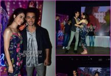 Aayush Sharma and Warina Hussain shake a leg at promotions of Loveratri
