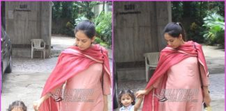 Mira Rajput picks daughter Misha from playschool