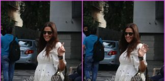 Neha Dhupia glows while on a casual outing
