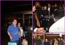 Nick Jonas arrives with parents in Mumbai