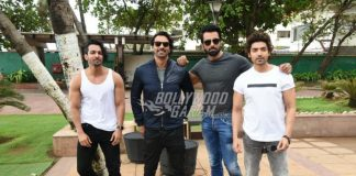 Arjun Kapoor, Sonu Sood and others promote Paltan together