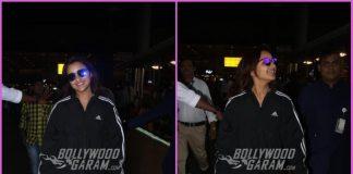 Parineeti Chopra makes a sporty appearance at airport