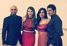 Raghu Ram gets engaged to Natalie Di Luccio