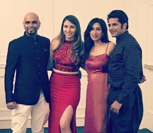 Raghu Ram gets engaged to Natalie Di Luccio