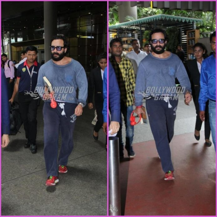 Saif Ali Khan snapped