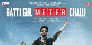 Shahid Kapoor unveils new poster of Batti Gul Meter Chalu
