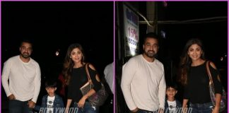 Shilpa Shetty spends quality time with Raj Kundra and son Viaan Kundra