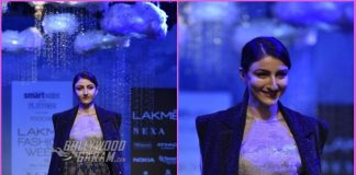 Lakme Fashion Week Winter/Festive 2018 – Soha Ali Khan looks gorgeous on the ramp